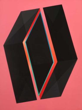 Arthur Dorval - Cube Eclosions Géométriques #3