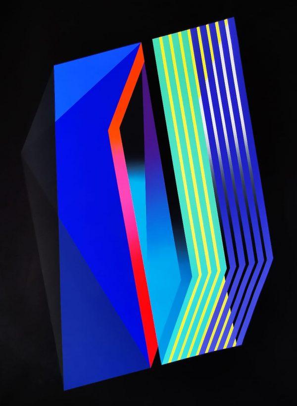 C.U.B.E Éclosion Géométrique