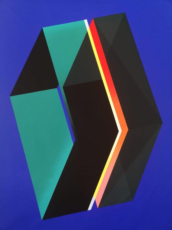 Cube Eclosions Géométriques #2