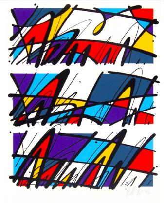 Momies - Lignes Abstraites