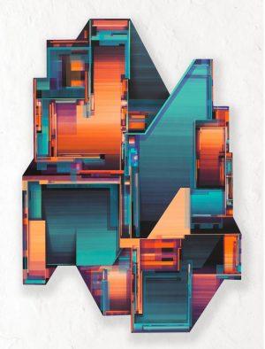 Rising Fragment N°2