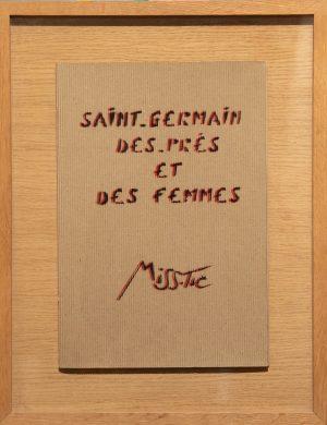 Saint Germain des Prés et des Femmes