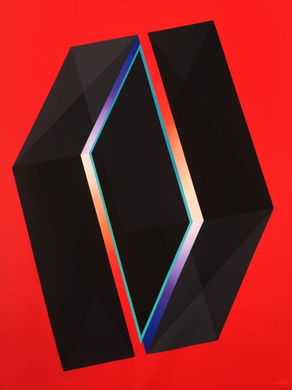 Cube Eclosions Géométriques #4