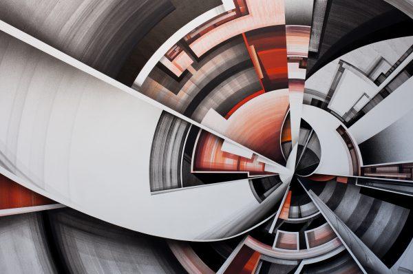 Circular painting #4