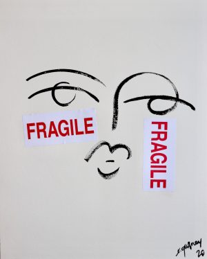 Etienne Quesnay - Fragile Face - Ground Effect