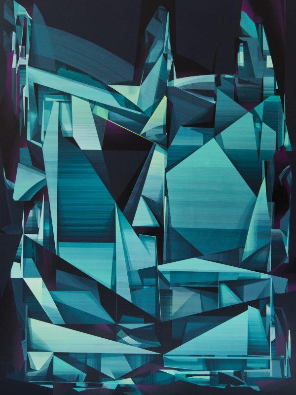 Blue digger - Olivier Swiz - Ground Effect