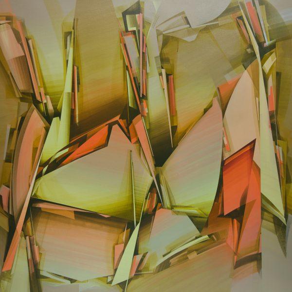 Broken coral - Olivier Swiz - Ground Effect