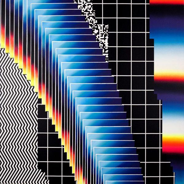 Felipe Pantone - Optichromie 15 - Ground Effect