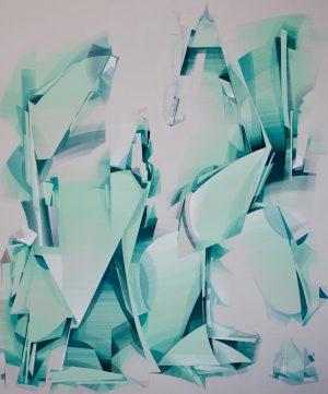 Frozen strokes - Olivier Swiz - Ground Effect
