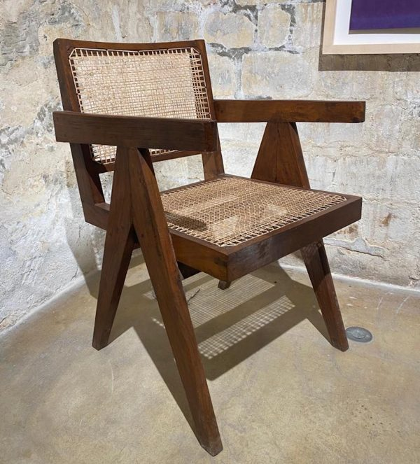 Pierre Jeanneret - Office Chair - Ground Effect